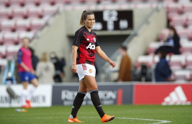 STATS: Manchester United defender averaging the most match points of any FAWSL player