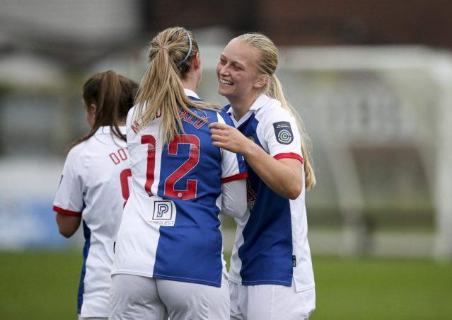 On-loan Everton forward nets brace as Blackburn Rovers defeat London Bees