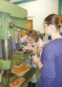 FAW Werkstatttage Metallwerkstatt