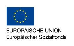 Logo EU Sozialfonds