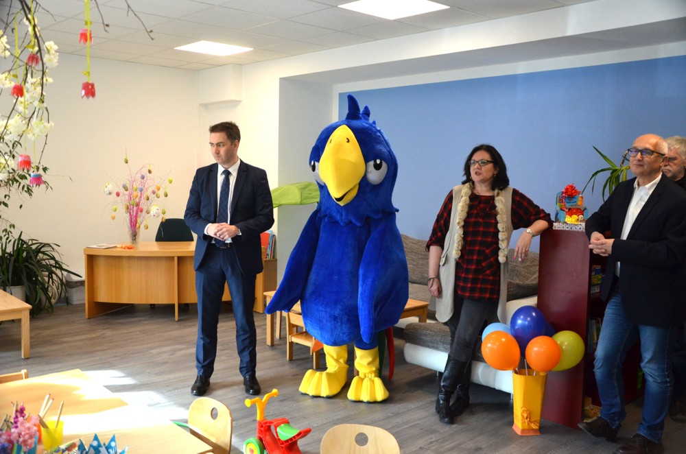 FAW_Eröffnung der Eltern-Kind-Gruppe Königs Wusterhausen_21