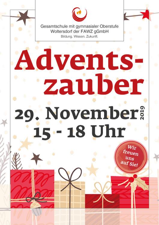 Gesamtschule Woltersdorf_Adventszauber am 29. November 2019
