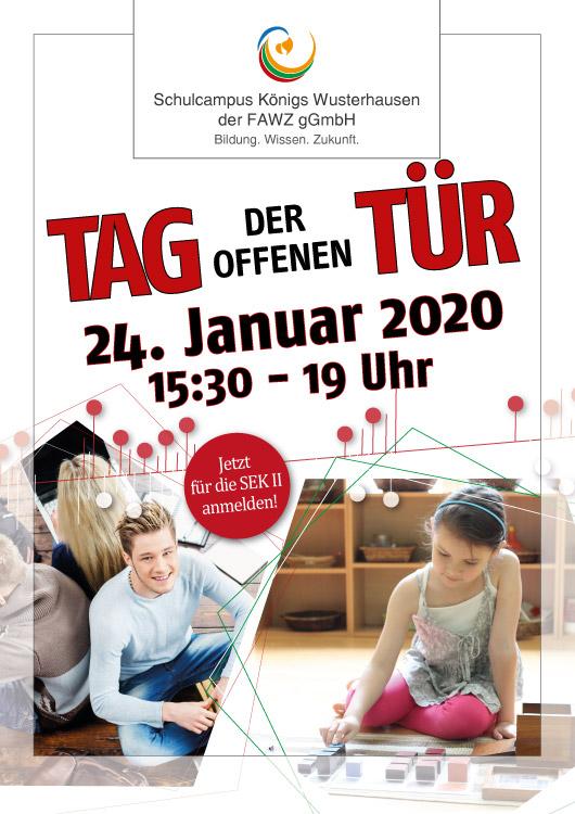Schulcampus Königs Wusterhausen_Gesamtschule_Tag der offenen Tür am 24. Januar 2020