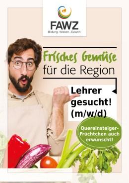 FAWZ_Stellenanzeige_Frisches Gemüse für die Region gesucht_2020_Titel