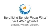 Berufliche Schule Paula Fürst FAWZ gGmbH_Logo 2020