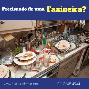 Faxineira em Belo Horizonte