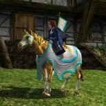 Jubiläums-Pony