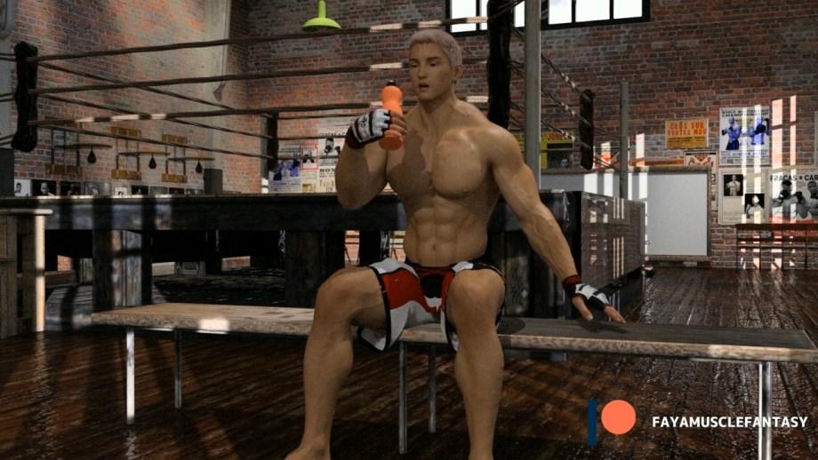 MMA Training Part 1
