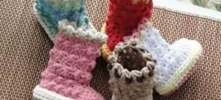 Şişle Örebileceğiniz Bebek Patik Modelleri ve Yapılışı