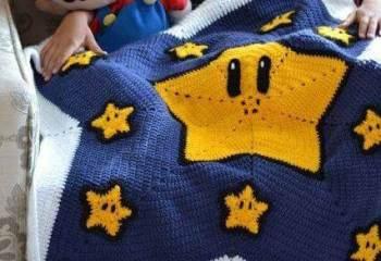 En Güzel Bebek Battaniyesi Örnekleri