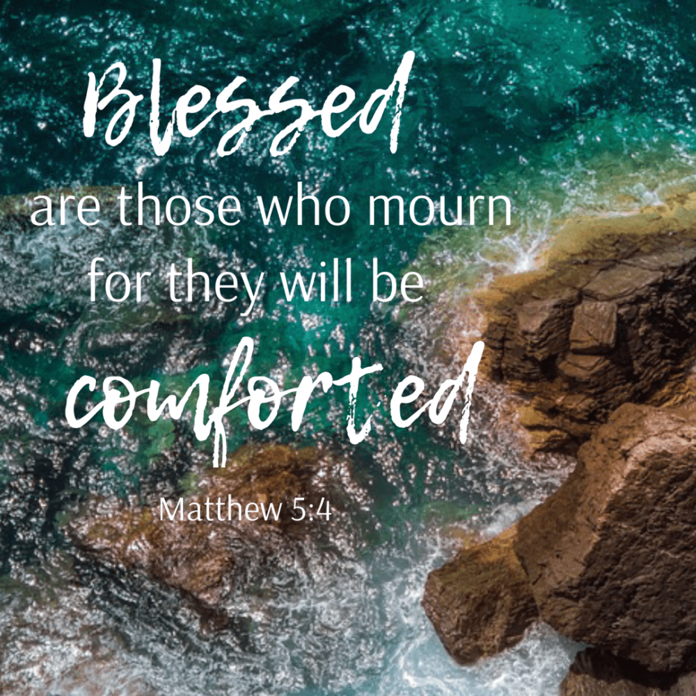 Who is mourning?