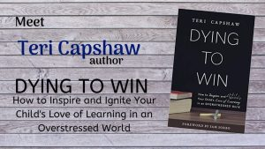 Interview with Teri Capshaw