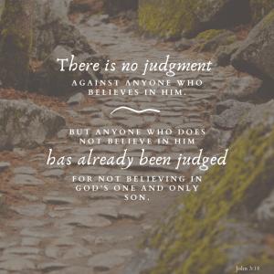 Have you chosen condemnation?