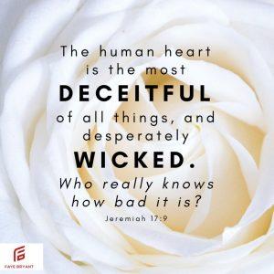 Do NOT just follow your heart!
