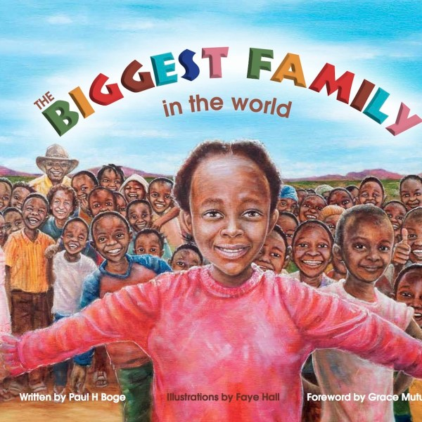The Biggest Family in the World Book Cover