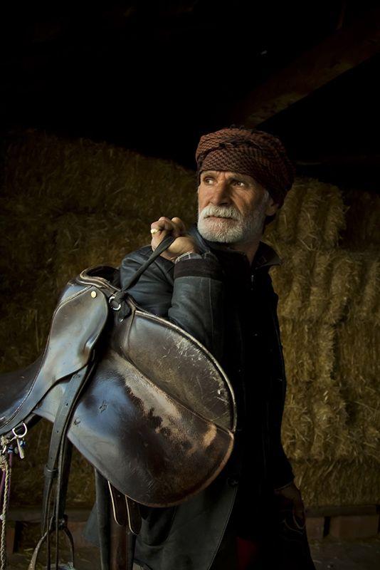Turkish horseman