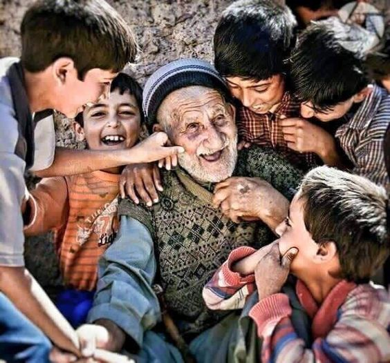 We Love Grandpa!