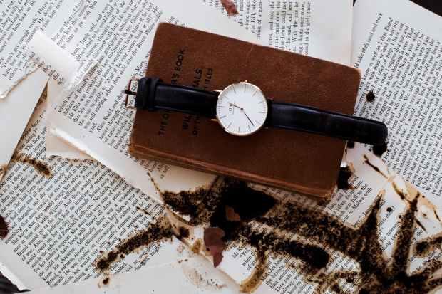 dawn coffee writing time
