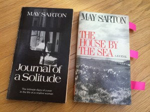 May Sarton, circa 1977