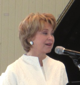 "Jane Pauly sings Bergman's ""The Way We Were"" Thanks to Marv Snider"