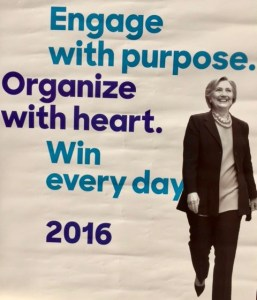 Hillary Poster, 2016