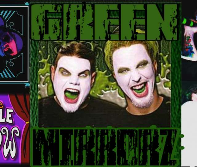 Faygoluvers Presents Generation Twiztid Chapter I  Green Mirrorz