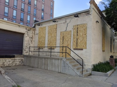 Boarded Up Buildings