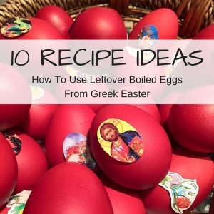 10 Recipe Ideas For Boiled Eggs