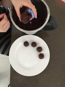 Cake Pops Make In The Thermomix