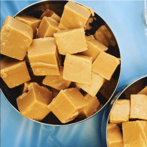 Salted Caramel Fudge Recipe For Thermomix
