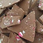 Peppermint Chocolate Bark