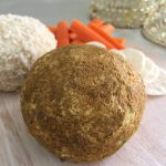 Curry Flavoured Cheese Ball - Recipe For Thermomix
