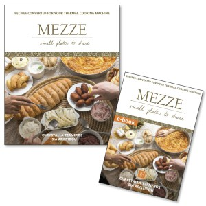 Mezze Cookbook Greek Thermomix Recipes