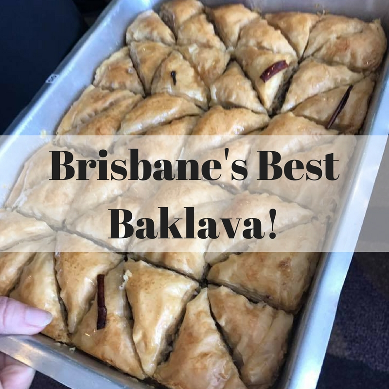 The Best Baklava Recipe For Thermomix