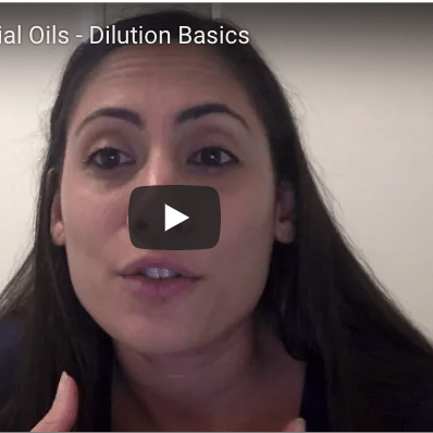 Dilution Basics You Should Know When Diluting doTERRA Essential Oils