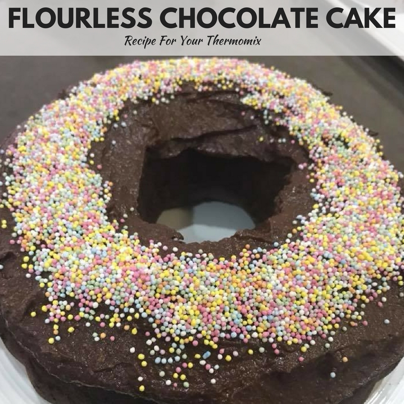 Flourless Chocolate Cashew Cake Recipe For Thermomix