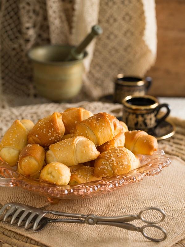 Anari Tiropita Small Ricotta Pastries – Thermomix Recipe