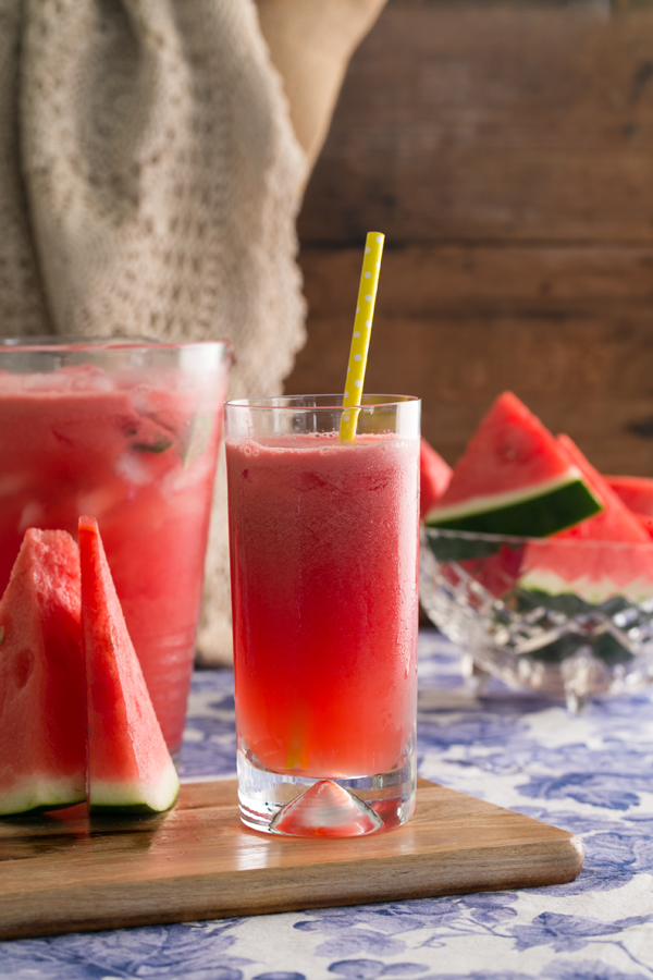 Thermomix Chymos Karpouziou Watermelon Juice