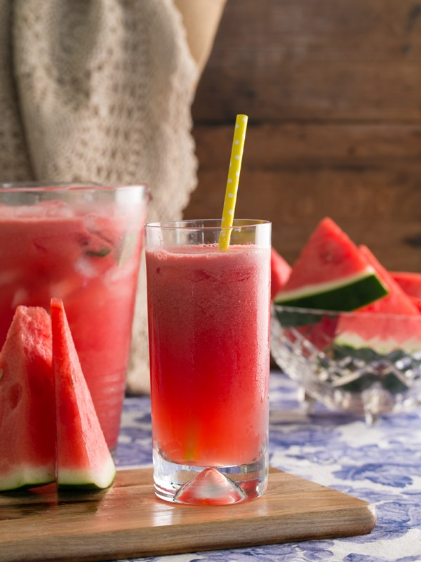 Hymo Karpouziou Watermelon Juice – Thermomix Recipe