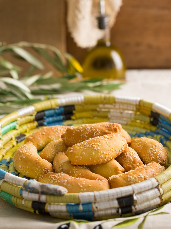 Eliopites Olive Bread Sticks – Thermomix Recipe
