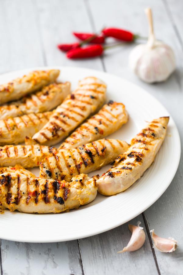 Thermomix Ginger, Garlic & Chili Chicken