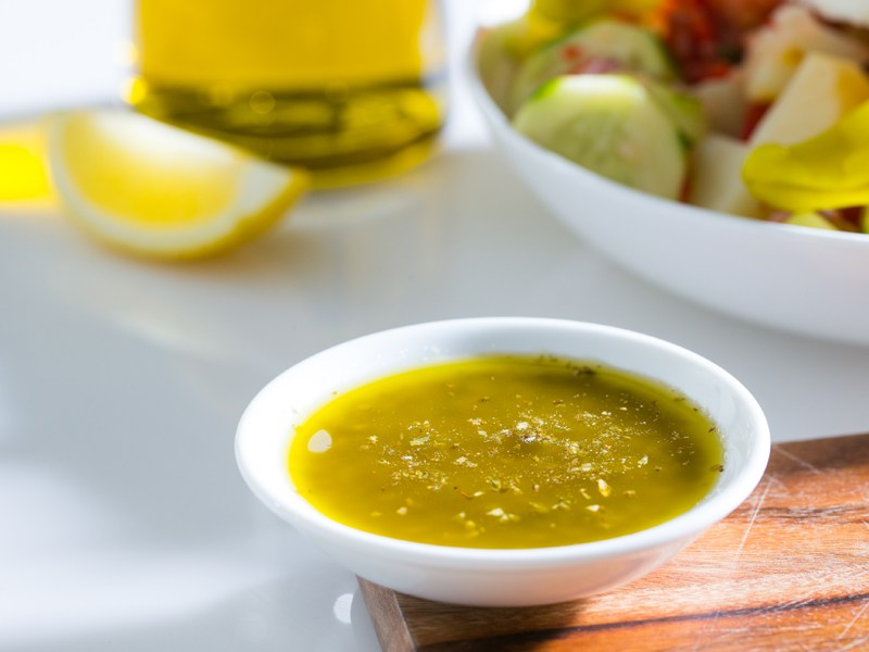 Thermomix Greek Salad Dressing