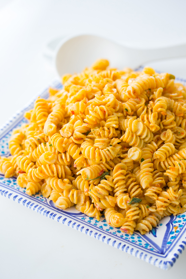 Thermomix Pasta Salad
