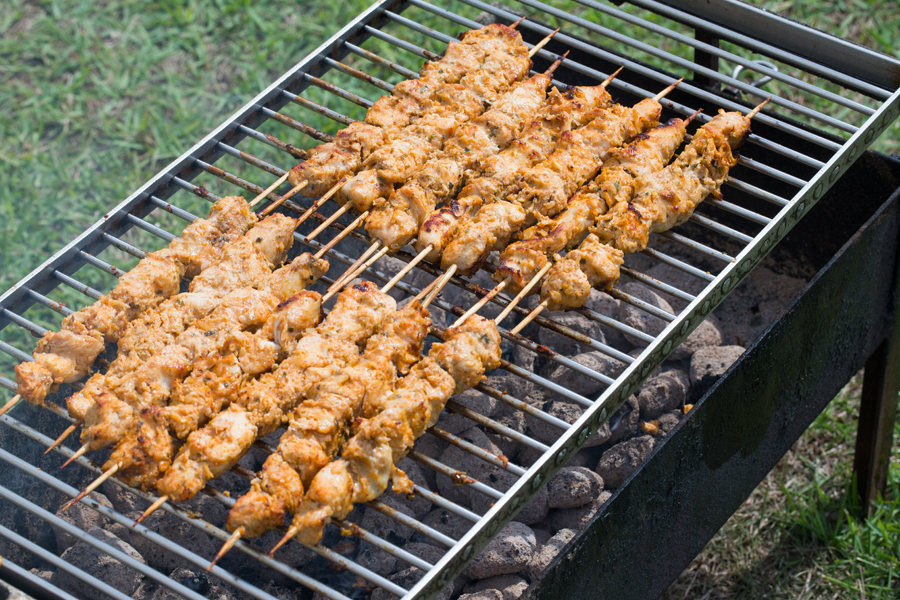 Thermomix Souvlaki Chicken Marinade