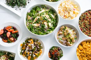 Thermomix Table Of Salads