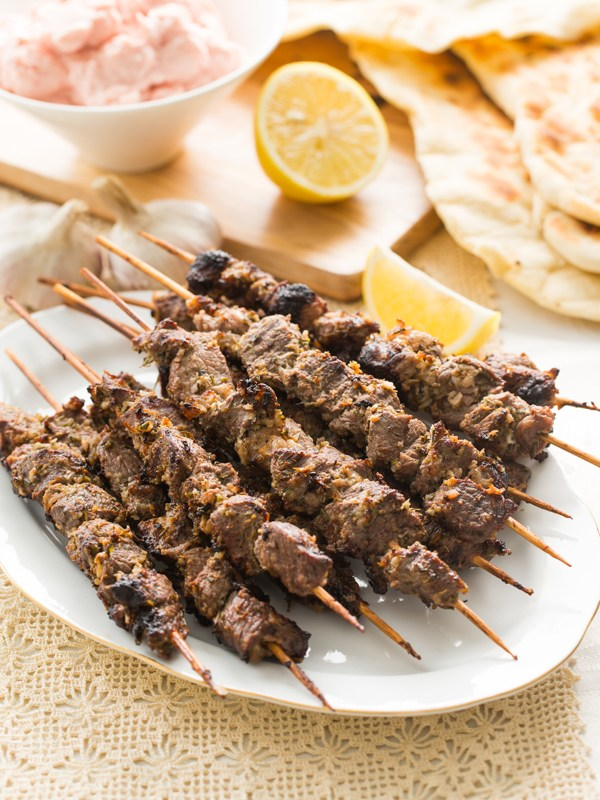 Thermomix Lamb Marinade for Souvlaki