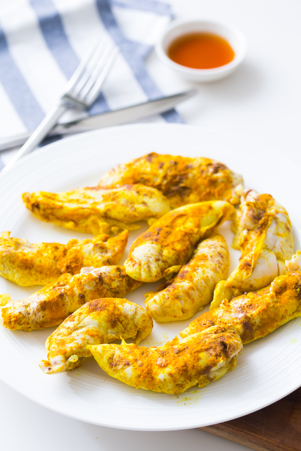 Thermomix Turmeric Chicken