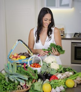 Chrystalla fruit and veggies