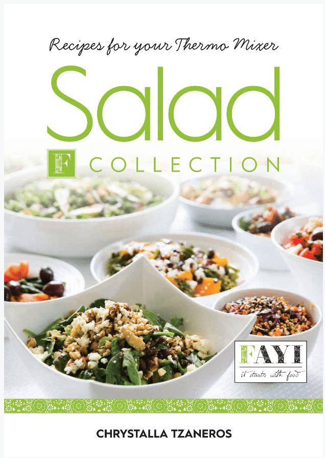 Salad Collection Ebook