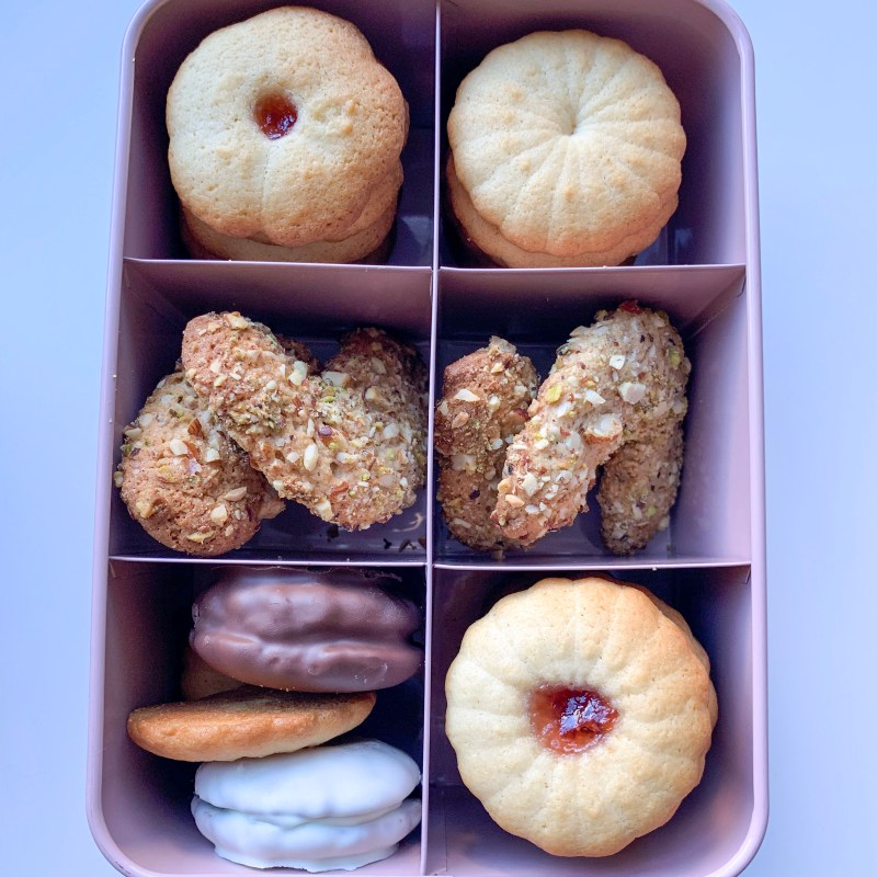 Homemade Sweet, Dessert or Biscuit Gift Boxes